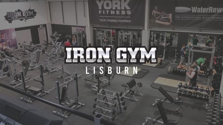***Competition Time***  Thanks to Iron Gym Lisburn there is a fantastic prize up…