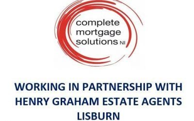 Complete Mortgage Solutions NI are pleased to announce they will now be in partn…